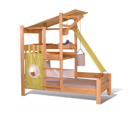 Treehouse Bed by De Breuyn   Children's beds