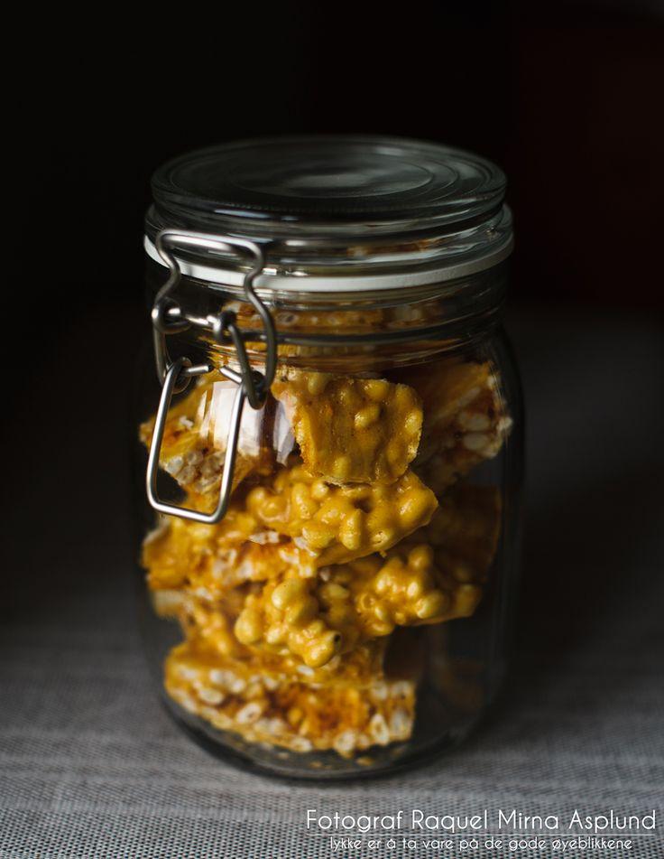 Fr. Asplund: Honeycomb crisp
