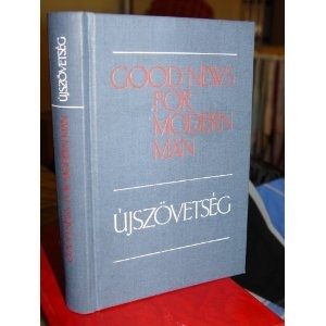 Hungarian / English New Testament  $29.99