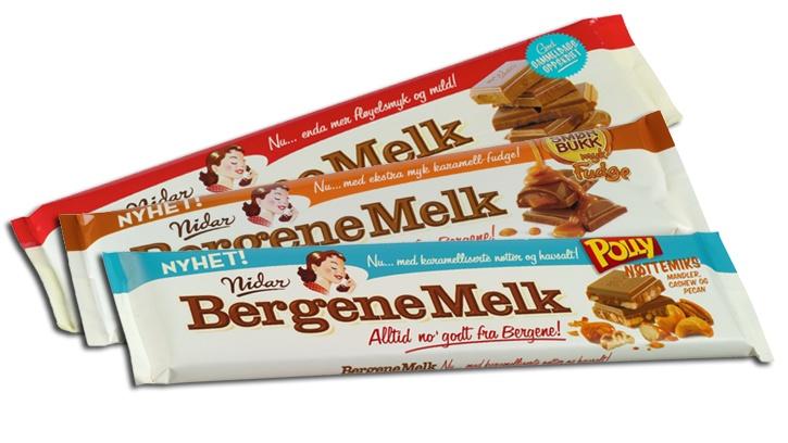 Bergene Melk.