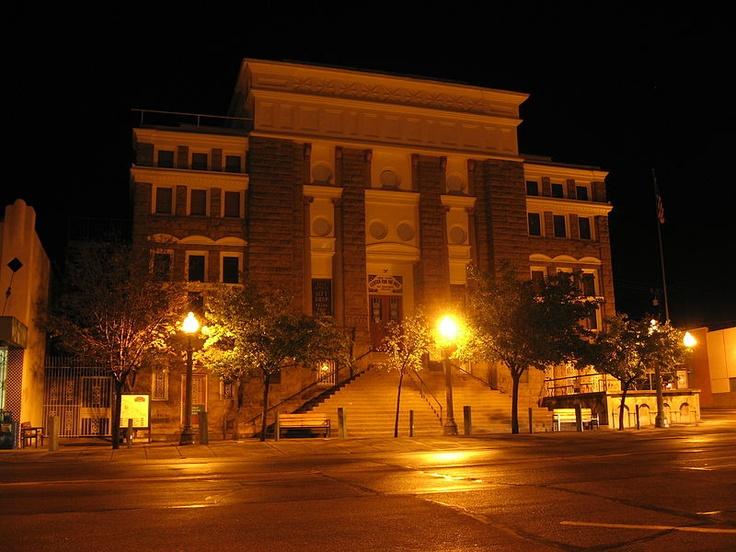 Historic Gila County Courthouse Globe Arizona