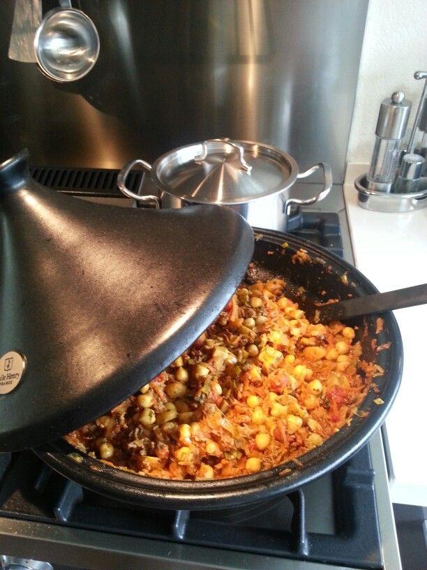 Tajine couscous
