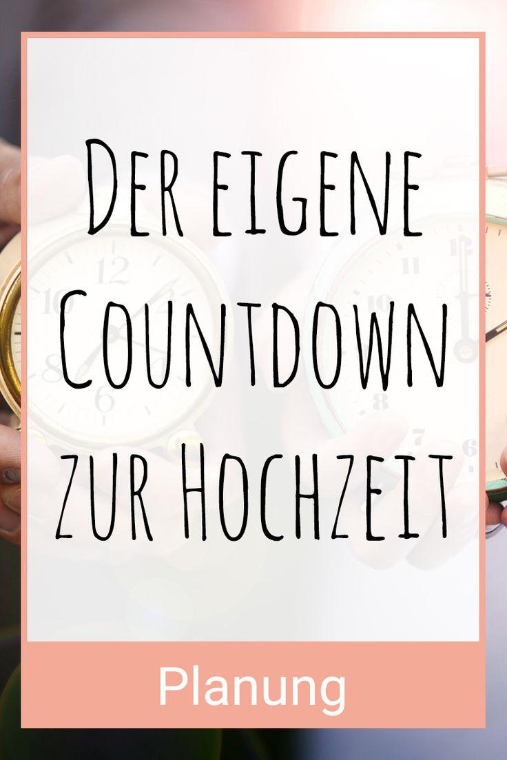Countdown zu eurer Hochzeit: das solltet ihr beachten!  Foto: Halfpoint / Shutterstock