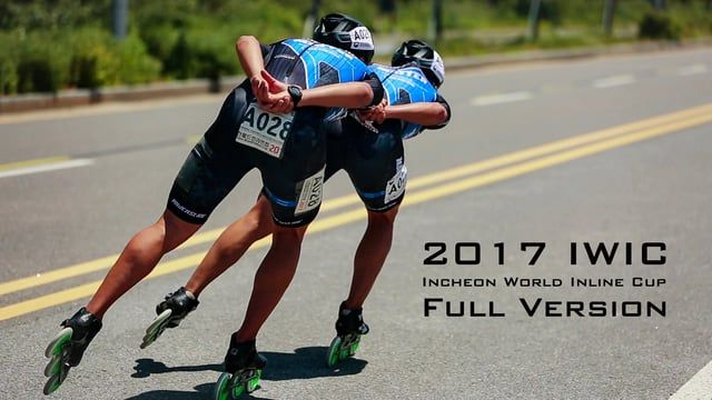 2017 Incheon World Inline Cup Full Version,  Here are all the movies of the Incheon World Inline Cup at South-Korea.  I hope it helps the inline-Speed-Skater.