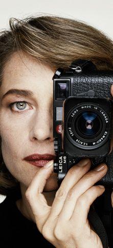 Charlotte Rampling with Leica VISIT US :) PASSEZ NOUS VOIR :) https://www.facebook.com/PHOTOSERVICE.CA