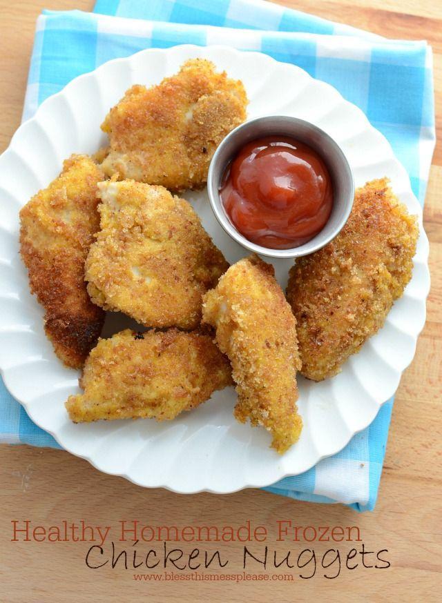 America S Test Kitchen Chicken Nuggets