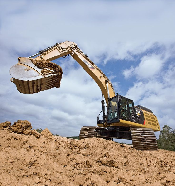 The Cat D Series Hydraulic Excavators incorporate
