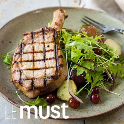 Viteunerecette | Recettes faciles | Recettes pour poulet, porc, boeuf et salade