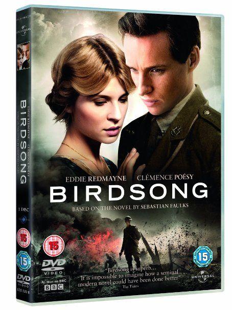 Birdsong [DVD]: Amazon.co.uk: Eddie Redmayne, Clémence Poésy, Philip Martin: DVD & Blu-ray