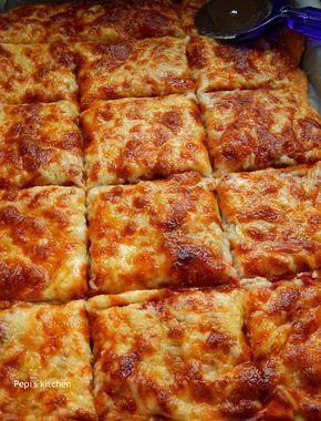 Σούπερ νόστιμη πίτσα Μαργαρίτα με εύκολη και γρήγορη ζύμη made in Pepi's kitchen!