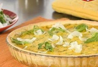 Recept voor snelle quiche met scampi | Solo Open Kitchen
