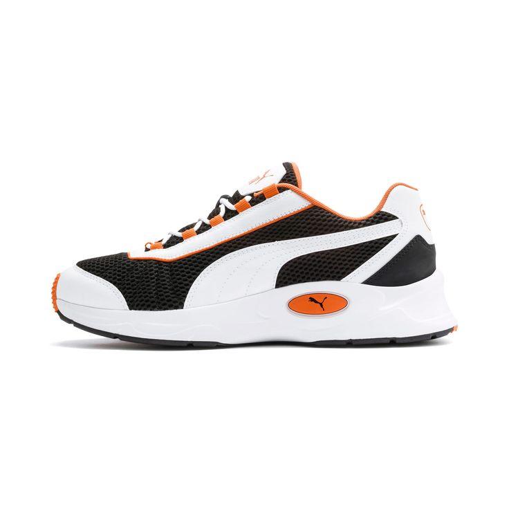 PUMA Nucleus Training Shoes in Black/Jaffa Orange size 10.5