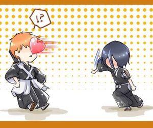 Bleach - Ichigo and Rukia ^-^