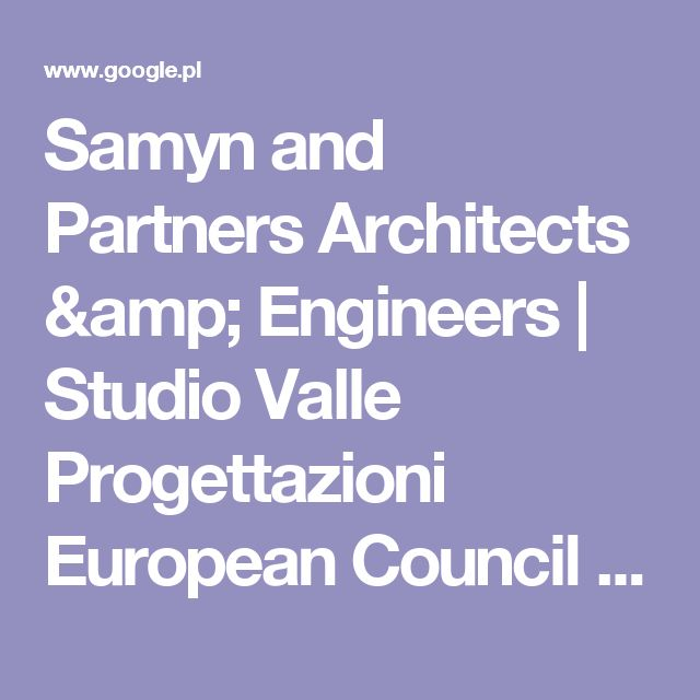 Samyn and Partners Architects & Engineers | Studio Valle Progettazioni European Council Headquarter - See more at: http://www.theplan.it/eng/webzine/international-architecture/philippe-samyn-european-council-headquarter#sthash.VFSYZubW.cuyvKOpt.dpuf - Szukaj w Google
