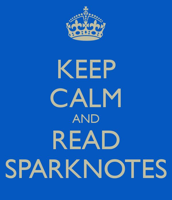 Sparknotes is the Devil! | Community Post: 20 Things An English Major Would Understand
