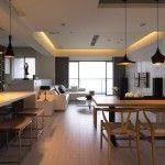 15 idées de design de plafond moderne pour votre maison