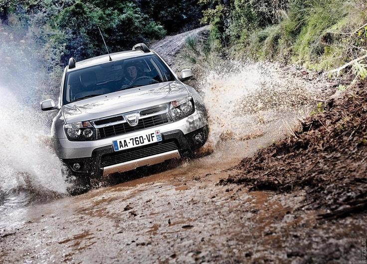 2011 Dacia Duster