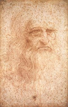 Leonardo di ser Piero da Vinci (April 15, 1452– May 2, 1519, was an Italian Renaissance polymath: painter, sculptor, architect, musician, scientist, mathematician, engineer, inventor, anatomist, geologist, cartographer, botanist, and writer. His genius, perhaps more than that of any other figure, epitomized the Renaissance humanist ideal.