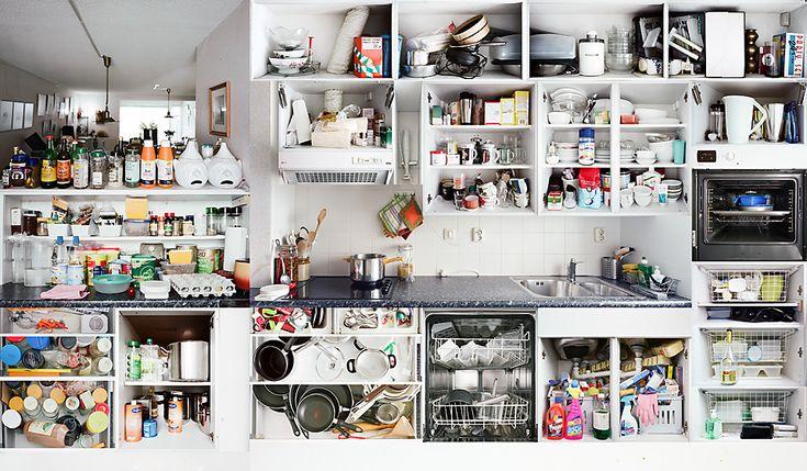 Junkculture: Erik Klein Wolterink: Kitchen Portraits