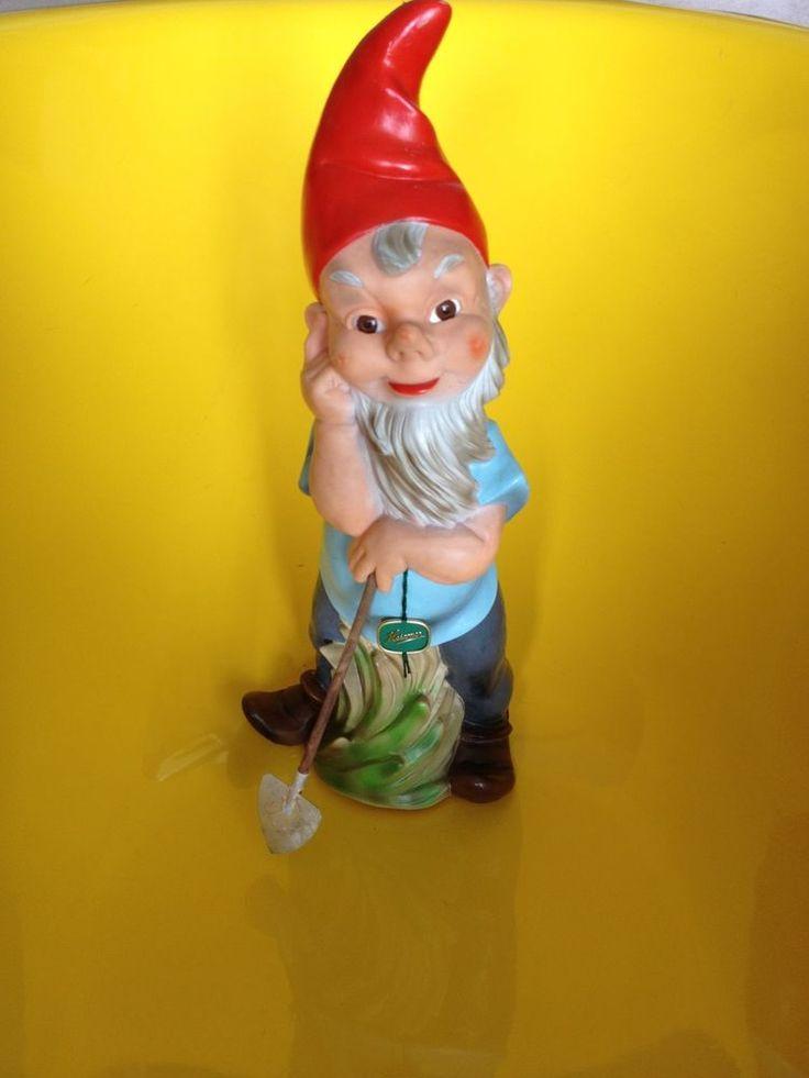 VTG German Heissner Garden Gnome