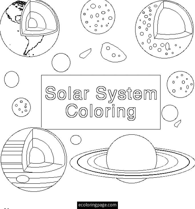 The 88 Best Solar System Sun Moon Stars Color Or Paint Pages