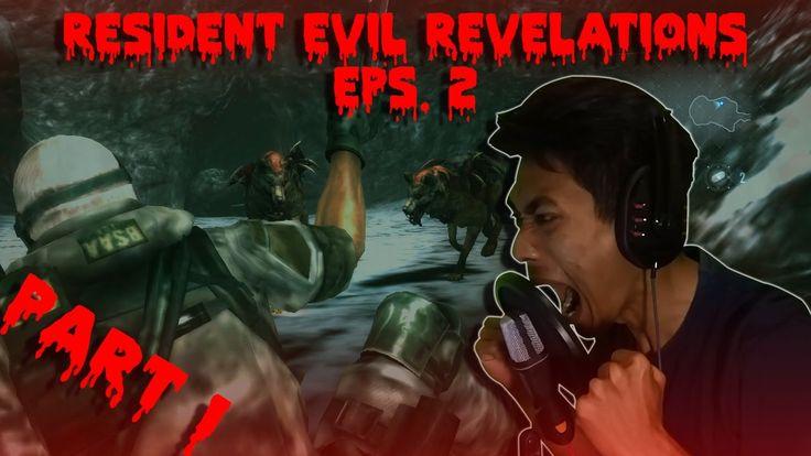 Resident Evil Revelations - Episode 2 (1) Puaaaaaasss -_-