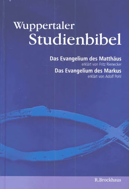 Wuppertaler Studienbibel Neues Testament