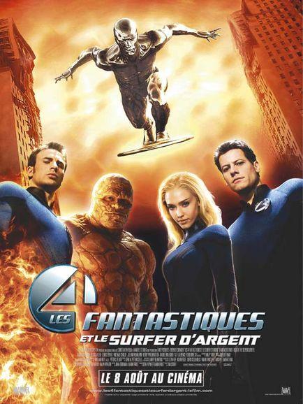 Marvel movies :)