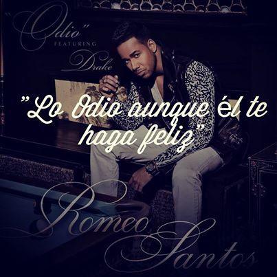 Odio-Romeo Santos