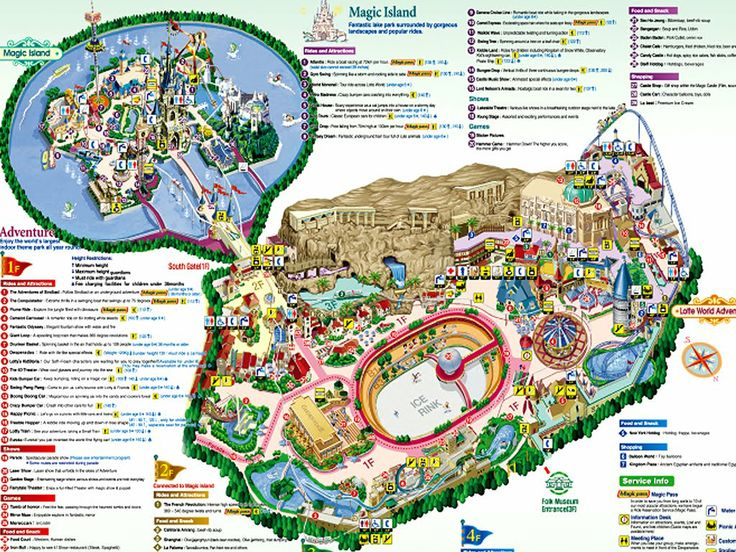Lotte World Map Pdf. tinco was here  Lotte World A Of Magic And Fantasy 120 best map images on Pinterest Amusement parks Maps and
