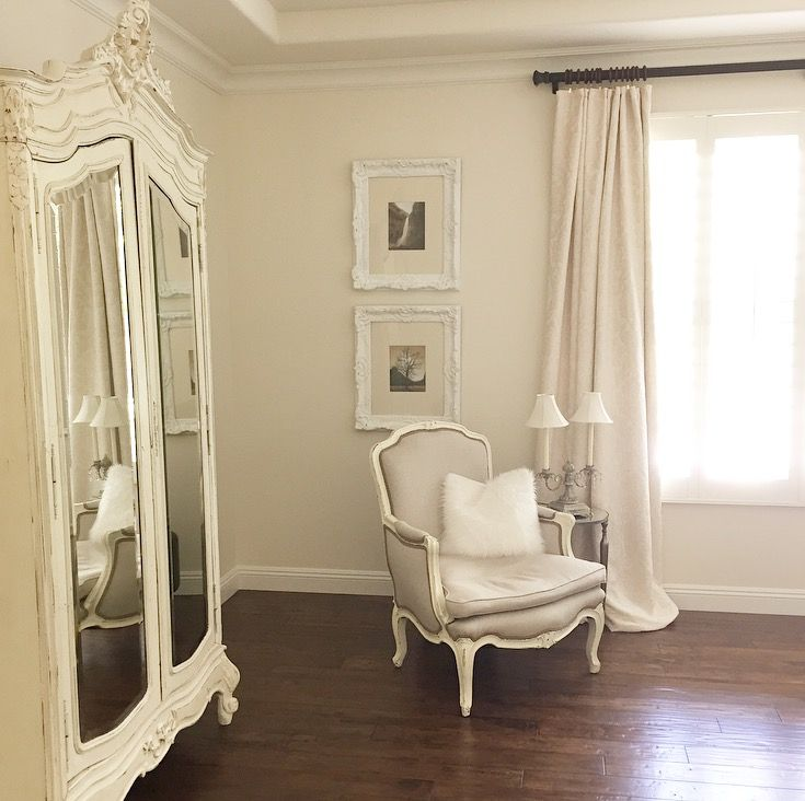 17 Best Images About Bedrooms On Pinterest Neutral Bedrooms Bed Linens And French Doors