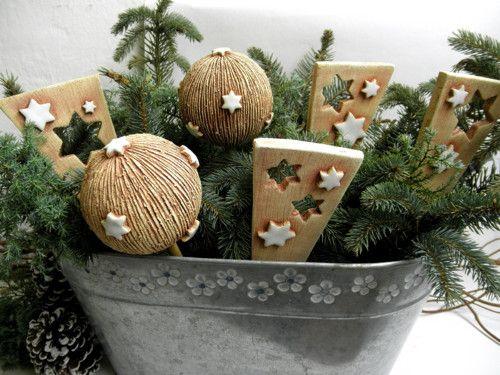Koule k dekoraci - vánoční / Zboží prodejce Líísteček | Fler.cz