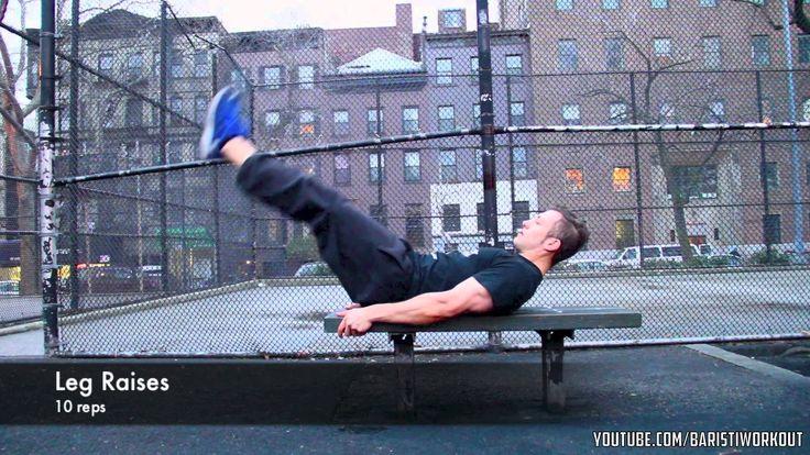 2 Calisthenics Workout Routines (Beginner/Intermediate) 1) Cross-fitness 2) Body building 3) Calisthenic routine