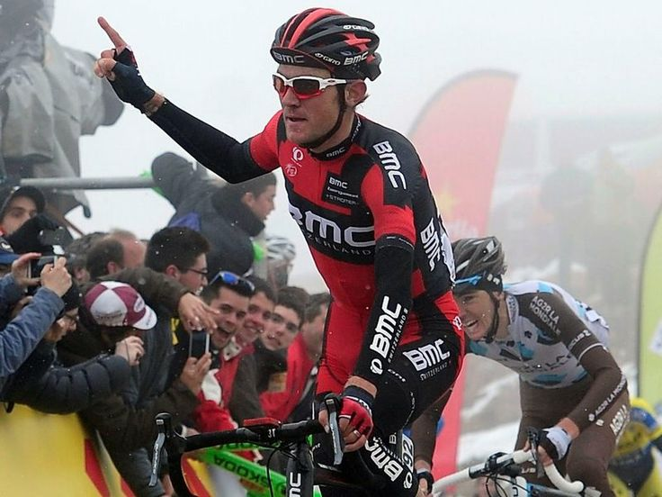 VOLTA A CATALUNYA STAGE FOUR GALLERY Van Garderen then launched his own attack and pipped Romain Bardet to victory