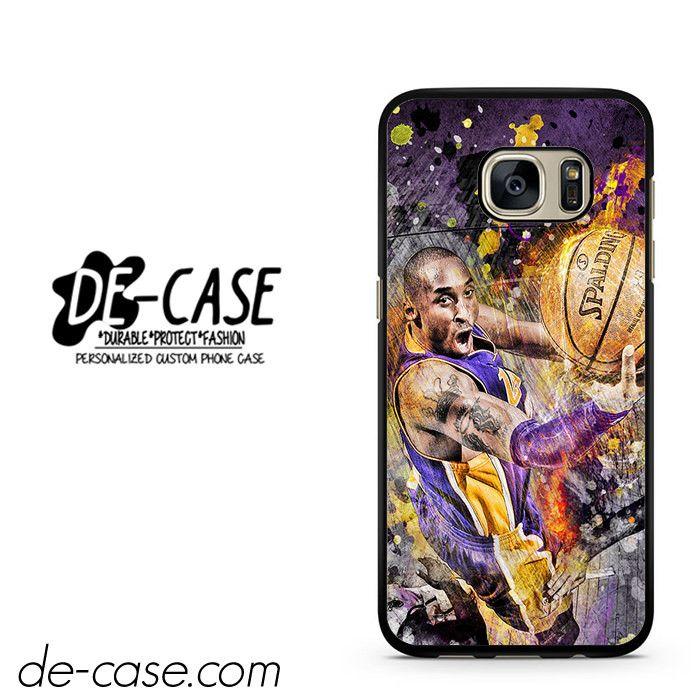 Kobe Bryan Spalding Basketball DEAL-6211 Samsung Phonecase Cover For Samsung Galaxy S7 / S7 Edge
