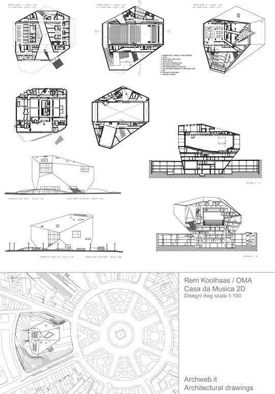 Casa da Música, Porto, Portugal, 2002-5, Rem Koolhaas with Office for Metropolitan Architecture