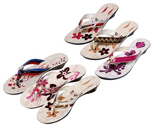 Krocs Super Comfortable Flip flop For Women Pack of 6 Pair * See this great product.
