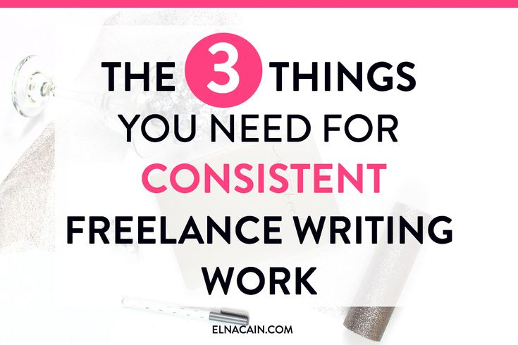 The big question a lot of new freelance writers ask is how the heck do you get consistent freelance writing work? For a lot of you, you're sick and tired of writing one-off pieces never to get an email from your client asking you for another project. I have very few ad hoc clients and …