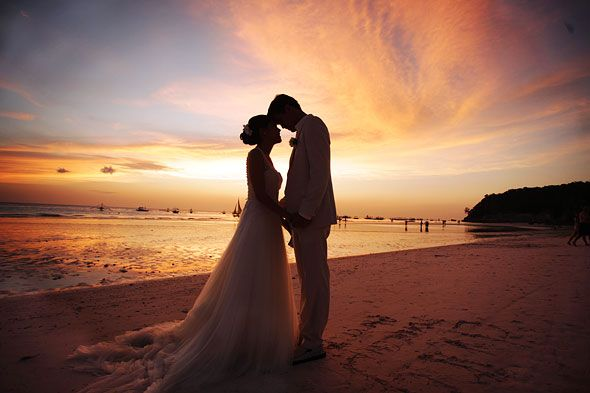 17 Best Images About Philippine Destination Weddings On Pinterest Palmas Honda And Sunset Wedding