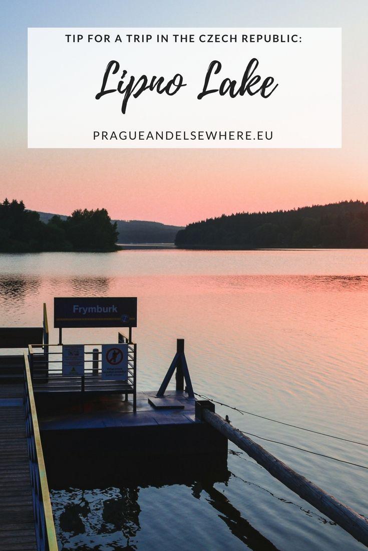 Lipno Lake Czech Republic | Czech Republic Travel Tips | South Bohemia Travel Tips | Day trip from Prague #lipno #czechrepublic