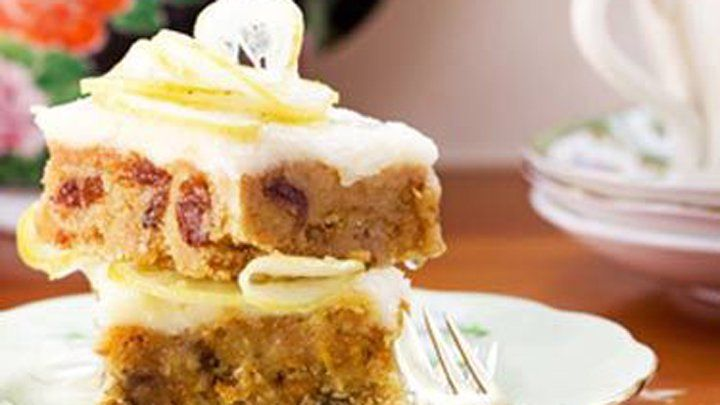This is the perfect slice for an afternoon tea this week, or even just for a treat to enjoy on your own!