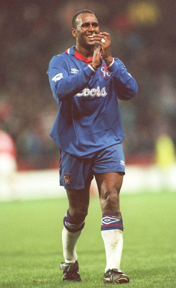 DAVID ROCASTLE (RIP): CHELSEA FC Midfielder 1994~1998
