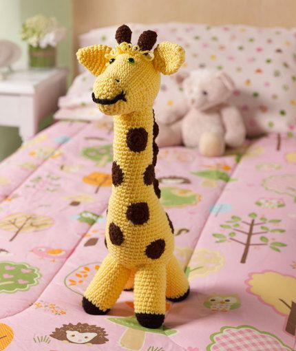 Jungle Animals To Crochet