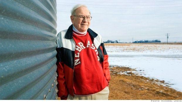 Warren Buffett's letter to shareholders for 2014.