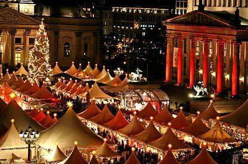 Mercatini di Natale #christmas #travels
