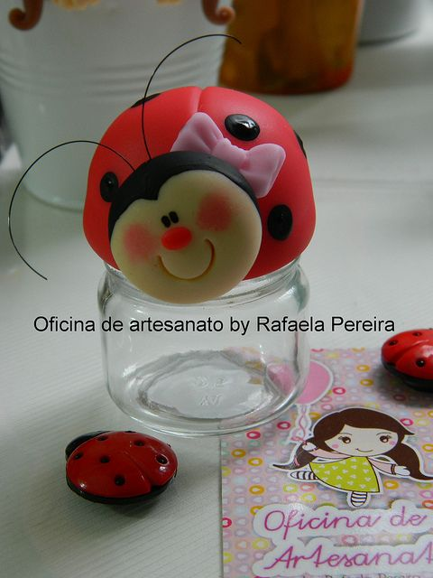 *SORRY, no information as to product used ~ joaninha by Rafa Pereira, via Flickr