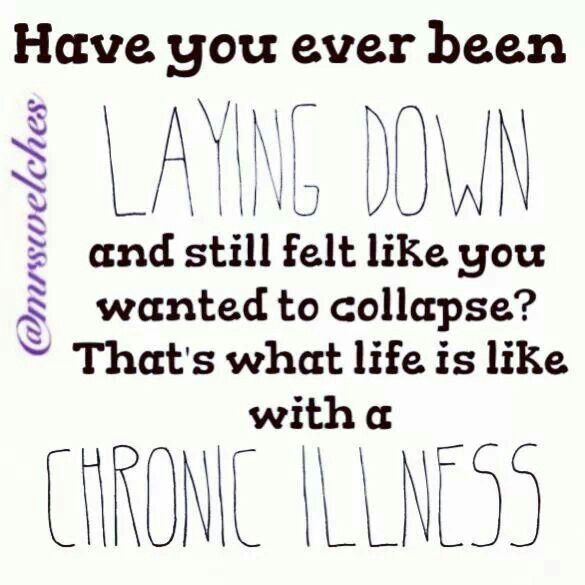 Plus I don't ever know WHAT is exactly doing this to me, is it my heart failure? My Sjogren's Syndrome? COPD? Polyneuropathy? Fibromyalgia? Why do my hands and legs tremble? Why am I out of breath from talking on the phone? Why am I having a tongue flareup? Why do my doctors think.....I won't even finish!