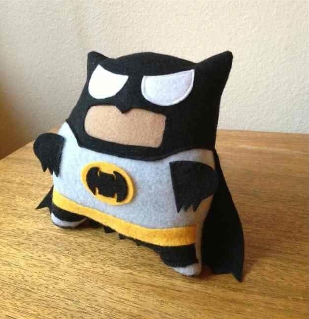 Mini Superhero Plush Pillows | HolyCool.net