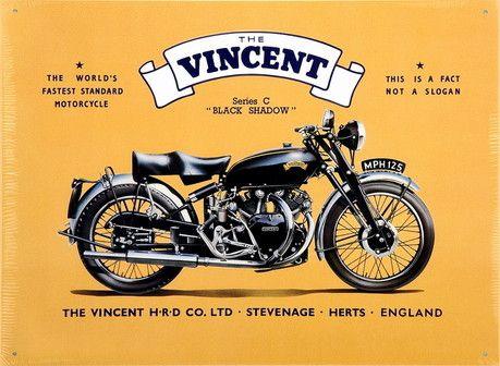 Vincent Black Shadow Series C