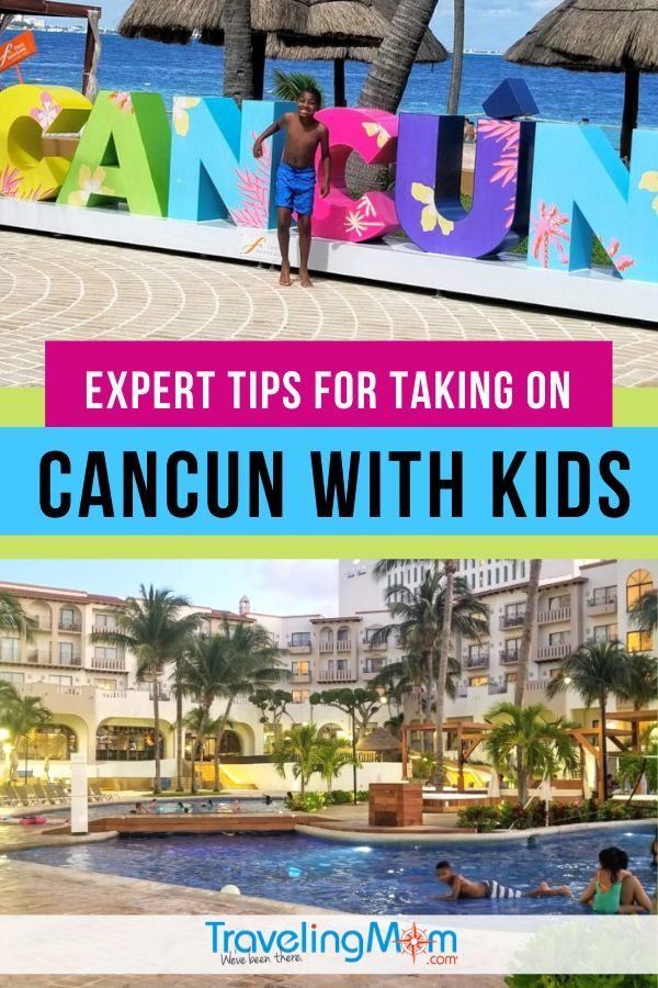 Cancun For Families 5 Star Service At This Fiesta Americana Resort Cancun Family Resort Cancun Trip Cancun Vacation